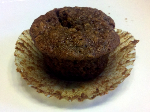 Nutella Banana Muffin